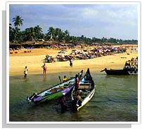 Bagah Beach - Goa